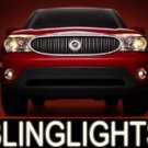 2004-2007 Buick Rainier Xenon Fog Lamps Driving Lights