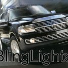 2007-2009 Lincoln Navigator Xenon Fog Lamps Lights 08