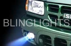 2000-2004 Isuzu Rodeo Fog Lamps lights 00 01 02 03 04