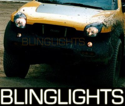 97-01 Isuzu Vehicross Xenon Fog Lamps lights vehi 98 00