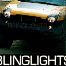 97-01 Isuzu Vehicross Xenon Fog Lamps lights vehi 98 00