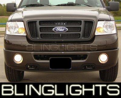 99-08 FORD F-150 FOG LAMPS f150 lights 03 04 05 06 07