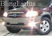 2001-2006 MAZDA TRIBUTE XENON FOG LAMPS lights 03 04 05