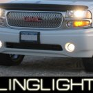 01-07 GMC YUKON XENON FOG LIGHTS 03 04 05 06 DENALI/XL