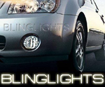 2001-2008 KIA Spectra Xenon Fog Lamps spectra5 lights