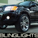 2001-2008 TOYOTA SEQUOIA XENON FOG LAMPS 02 04 lights