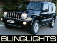 2006-2008 JEEP COMMANDER XENON FOG LIGHTS lamps 07 hid