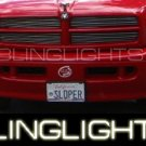 97-08 Dodge Dakota Xenon Fog Lamps ST SLT lights 06 07