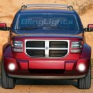 2007-2008 Dodge Nitro Xenon Fog Lamps lights sxt slt 07