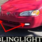 96-99 TOYOTA PASEO FOG LIGHTS driving lamps cynos 97 98