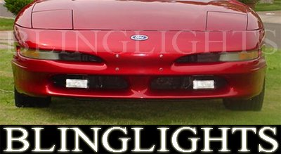 1992-1997 Ford Probe Xenon Fog Lamps Driving Lights 96