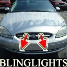 2000-2003 Ford Taurus Xenon Fog Lamps lights 01 02 03