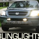 02-08 Honda Pilot Xenon Fog Lamps lights 03 04 05 06 07