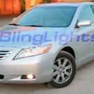 2007-2008 Toyota Camry White Light Xenon Fog Lamps 07