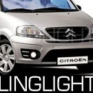 2002-2008 Citroen C3 Halo Fog Lamps lights 04 05 06 07
