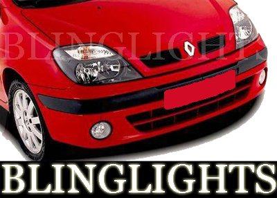 1996-2008 Renault Scenic Fog Lamps extreme dynamique 07