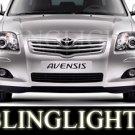 2003-2008 Toyota Avensis Halo Fog Lamps lights 05 06 07