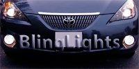 2004-2006 Toyota Camry Solara Halo Fog Lamps 04 05 06