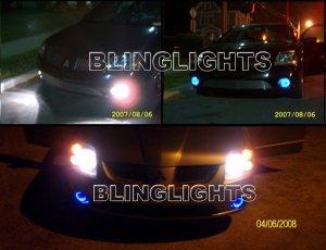 2004-2008 MITSUBISHI GALANT ANGEL EYES FOG LAMPS HALOS DRIVING LIGHTS LIGHTS LAMP KIT 2005 2006 2007