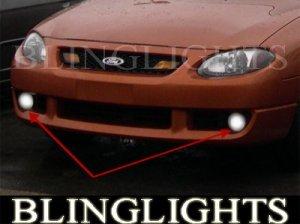 1998-2003 Ford Escort ZX2 Fog Lamps Lights 1999 2000 2001 2002