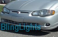 2006 2007 CHEVY MONTE CARLO LED FOG LAMPS ls/lt/ltz/ss
