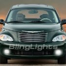 2006-2009 Chrysler PT Cruiser Xenon Fog Lamps lights 2007 2008