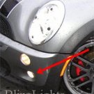 2001-2006 MINI COOPER R50 XENON LOWER FOG LAMPS DRIVING LIGHTS KIT 2002 2003 2004 2005