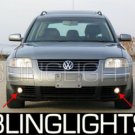 2001-2005 VW PASSAT FOG LAMPS DRIVING LIGHTS 02 03 04 turbo comfort lux volkswagen vr6 2003 2004