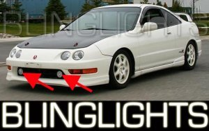 1994-2001 ACURA INTEGRA FOG LAMPS LIGHTS LAMP LIGHT KIT r rs gs ls se 1995 1996 1997 1998 1999 2000