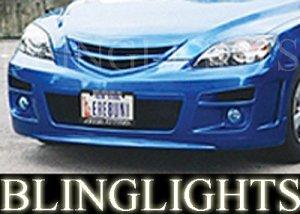 2004-2007 MAZDA MAZDA3 EREBUNI BODY KIT XENON FOG LAMPS LIGHTS LAMP LIGHT KIT 3 2005 2006