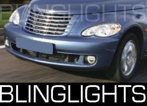 2006-2009 CHRYSLER PT CRUISER FOG LAMPS LIGHTS touring 2007 2008