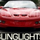 PONTIAC LS1 FIREBIRD TRANS AM FORMULA HALO FOG LIGHTS ANGEL EYE DRIVING LAMPS LIGHT LAMP KIT