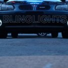 1997-2003 PONTIAC GRAND PRIX ANGEL EYE FOG LIGHTS LAMPS LIGHT LAMP KIT 1998 1999 2000 2001 2002
