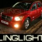 2007 2008 2009 2010 DODGE CALIBER ANGEL EYES FOG LIGHTS HALOS DRIVING LAMPS HALO EYE LIGHT LAMP KIT