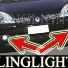 2004-2006 RENAULT CLIO II RS 182 FOG LIGHTS lamps 2005
