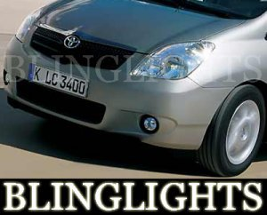 2006-2009 TOYOTA VERSO FOG LIGHTS LAMPS t2 t3 t spirit t180 2007 2008