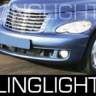 2006-2009 CHRYSLER PT CRUISER FOG LIGHTS LAMPS 2007 2008 classic