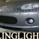 1999-2005 MAZDA MIATA MX-5 XENON FOG LIGHTS DRIVING LAMPS LIGHT LAMP KIT 2000 2001 2002 2003 2004
