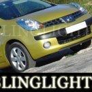 2007-2009 NISSAN NOTE FOG LIGHTS LAMPS s se sve 2008