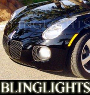 2006-2009 PONTIAC SOLSTICE FOG LIGHTS PAIR lamps gxp 2007 2008