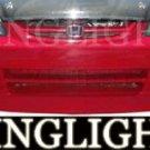 2001-2003 HONDA CIVIC AEROGEAR BODY KIT FOG LIGHTS LAMPS 2002