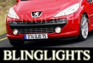 2006-2009 PEUGEOT 207 FOG LIGHTS LAMPS xr 3dr 5dr 2007 2008