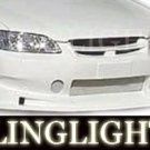 1998-2002 HONDA ACCORD JUNBUG BODY KIT FOG LIGHTS DRIVING LAMPS LIGHT LAMP 1999 2000 2001