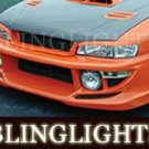 1995-2001 SUBARU IMPREZA EREBUNI BODY KIT BUMPER FOG LIGHTS LAMPS LAMP 1996 1997 1998 1999 2000