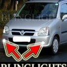 2000-2007 VAUXHALL AGILA FOG LIGHTS driving lamp opel 2001 2002 2003 2004 2005 2006