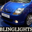 1998-2009 CHEVY MATIZ LED FOG LIGHTS 1999 2000 2001 2002 2003 2004 2005 2006 2007 2008 daewoo lamps