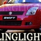 2004-2008 SUZUKI SWIFT MK4 LED FOG LIGHTS lamp 2005 2006 2007