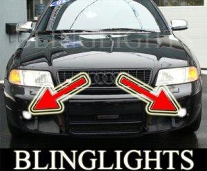 1997-2002 AUDI S4 FOG LIGHT driving lamp b5 8d saloon avant 1998 1999 2000 2001