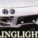 1994-2001 ACURA INTEGRA FX DESIGNS BODY BUMPER FOG LIGHTS LAMPS KIT 1995 1996 1997 1998 1999 2000