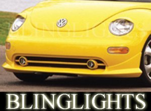 1998-2004 VOLKSWAGEN BEETLE XENON BODY KIT FOG LIGHTS LAMPS 1999 2000 2001 2002 2003